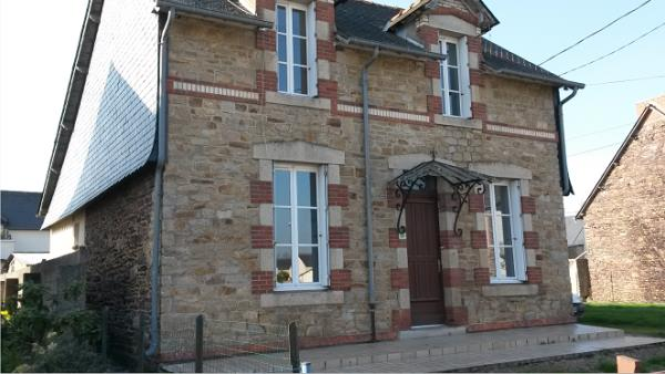 Location maison saint meen le grand centre ville 4pieces 98m2 span style  ...